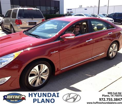 Huffines Hyundai by Huffines Hyundai Plano Thank You To Hale On The 2013