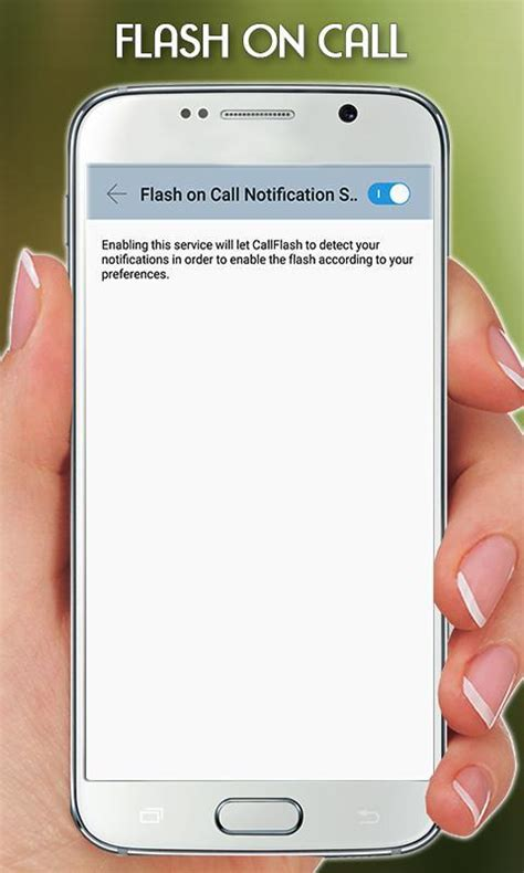 flash light blink on call flash light on call sms apk free tools app