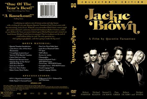 quentin tarantino film jackie brown foxy brown and jackie brown fonts in use