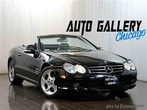 Mercedes 2004 For Sale by 2004 Mercedes Sl500 For Sale Classiccars Cc