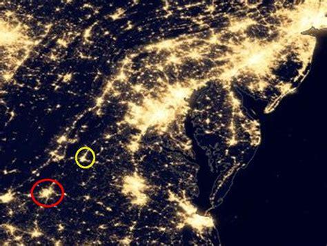 light pollution map washington light pollution in virginia