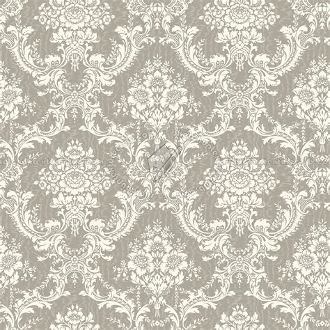 Mansion Bedroom damask wallpaper texture seamless 10916