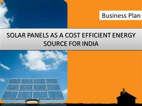 Solar Product Business Plan Authorstream Renewable Energy Business Plan Template