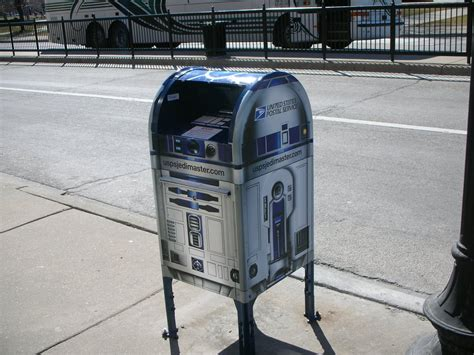 Office Mail Boxes by Panoramio Photo Of R2d2 Post Office Mailbox