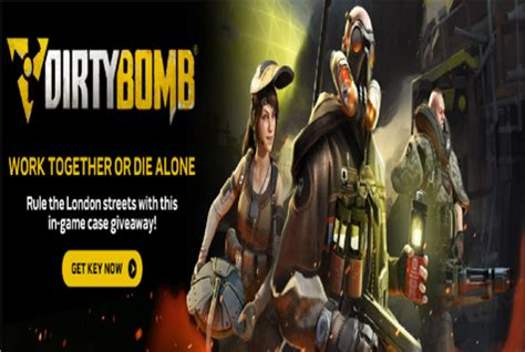 Listia Giveaway - free dlc dirty bomb in game case key giveaway video game prepaid cards codes