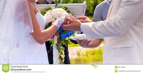 wedding rings stock images image 35719984