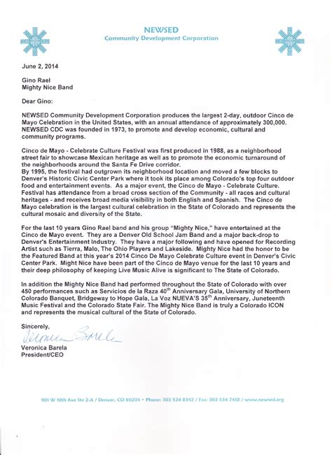 Recommendation Letter For Band Student Letters Of Recommendation The Mighty Band