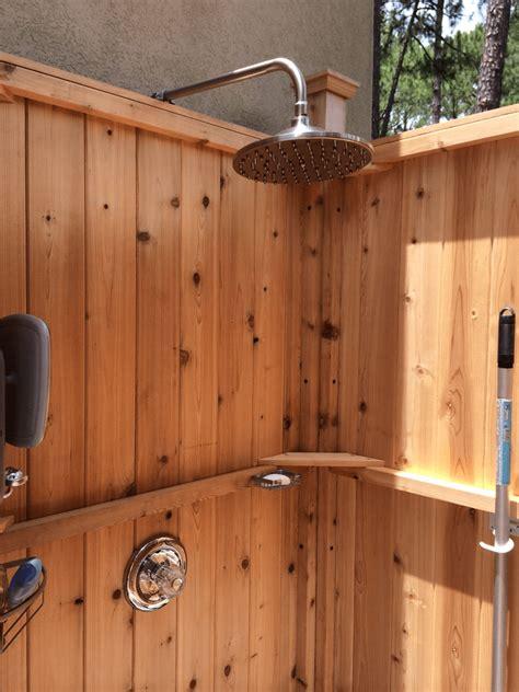 backyard shower cedar outdoor showers ny nh ct nantucket