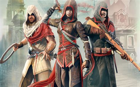 Assassins Creed Chronicles Russia assassins creed chronicles 2016 wallpapers 1920x1200 1068722