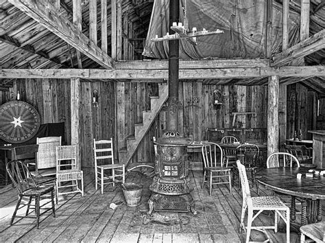 Ranch Houses Plans interior criterion hall saloon montana territory