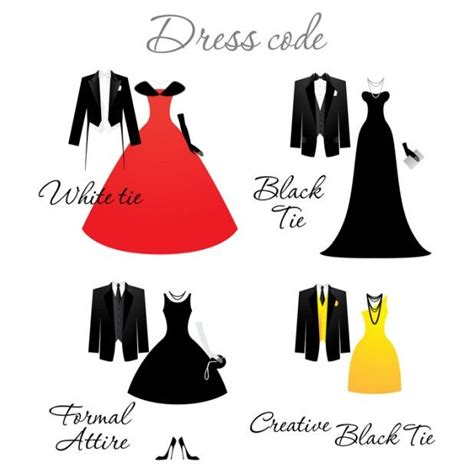 Wedding Invitations Dress Code by Dress Code On Wedding Invitations Everafterguide