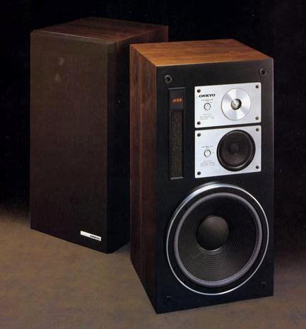 Speaker M88 onkyo m88 1980 vintage speakers スピーカーシステム スピーカー ve オンキョー