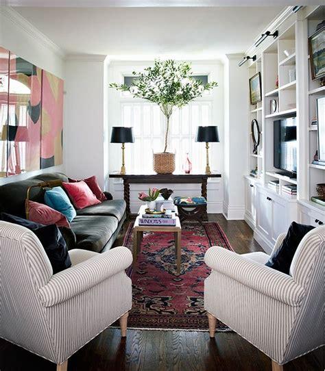 Interior Design Ideas For Long Narrow Living Room