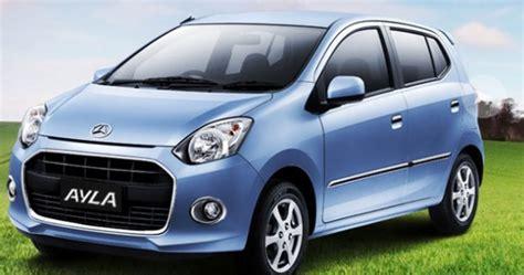 Tv Mobil Ayla kekurangan daihatsu ayla kelebihan harga dan spesifikasi autos post