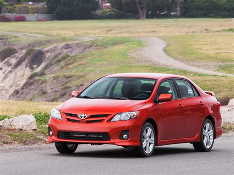 Toyota Corolla Limited Edition 2013 Toyota Corolla S Special Edition 2013 Car Picture