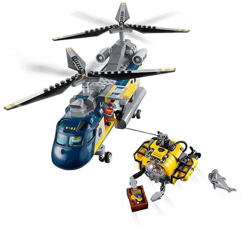 Sale Lego City Sea Helicopter lego city 60093 sea helicopter building kit