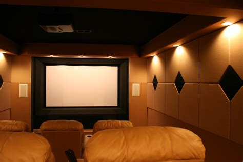 contemporary home theaters  frankfort chicago kole
