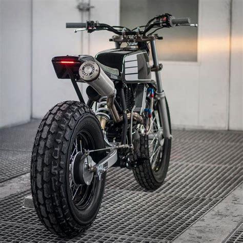 Motorrad Yamaha Tw200 by Yamaha Tw200 By Wolf Moto Coolness Pinterest