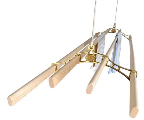 Ceiling Clothes Airer by Brass Ceiling Airer