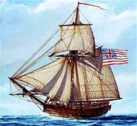 boat sloop definition townshend acts of 1767