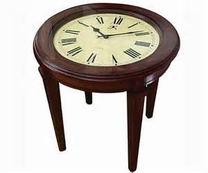 tisch funkuhr clock table branche