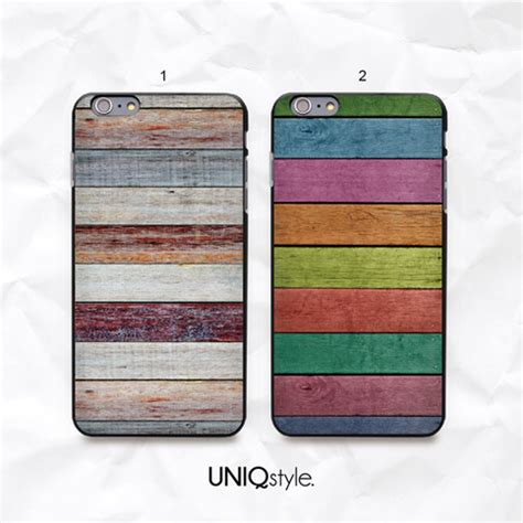 Archi Wood Iphone 5c Custom Flip Cover colorful wood print phone for iphone 7 6 6s iphone 5