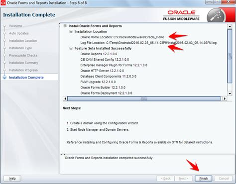 oracle s talk installing oracle forms and reports 12c on windows 7 64 bit