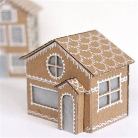 cardboard house 16 christmas villages to celebrate the season blitsy