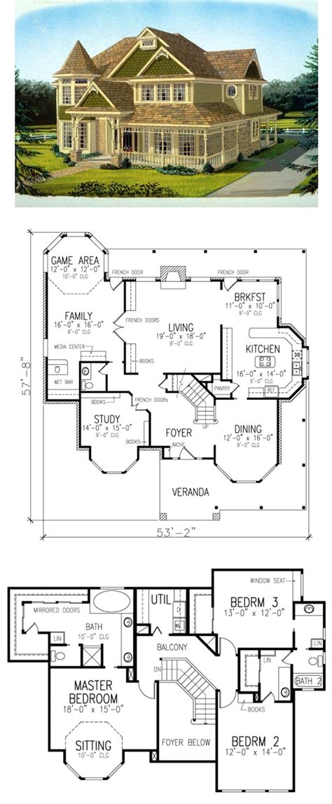 house plans floor plans best victorian house plans ideas on pinterest old country