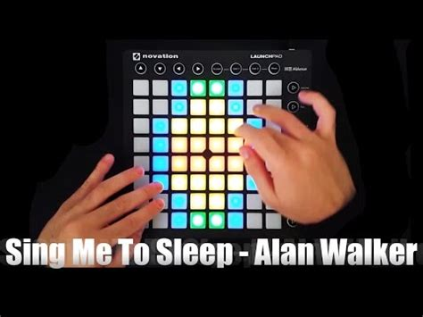 alan walker launchpad alan walker sing me to sleep marshmello remix remake