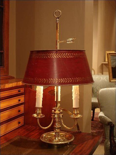 Empire Style L Shades by Empire Style Gilt Brass Bouillotte L Traditional