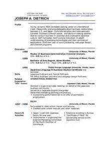 Sle Of Resume Profile by Resume For Skilled Workers Sales Worker Lewesmr