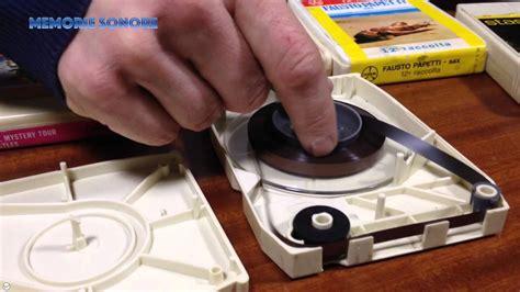 cassette stereo 8 ep 11 le cassette stereo 8 memorie sonore con mirco