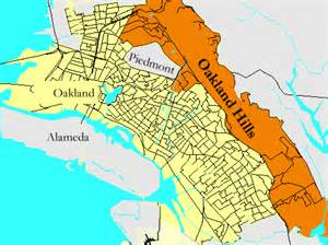 oakland ca map image search results