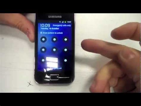 pattern unlock in samsung how to remove pattern password lock from samsung galaxy