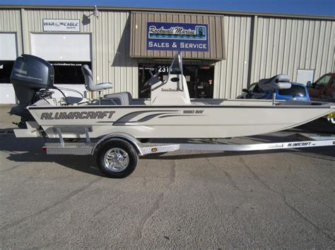 alumacraft bay boat alumacraft 1860 bay tunnel boats for sale
