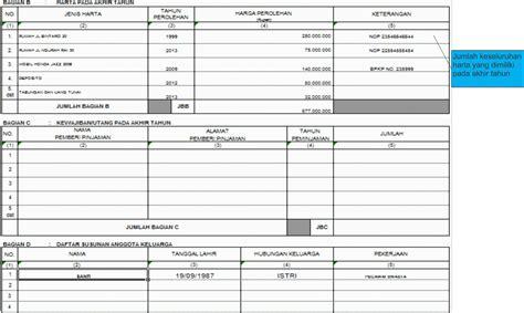 formulir spt pajak 2016 perubahan formulir spt tahunan pajak penghasilan tahun