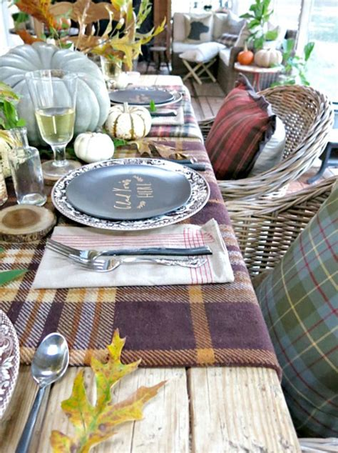 stunning table setting 10 stunning table setting ideas for thanksgiving daily