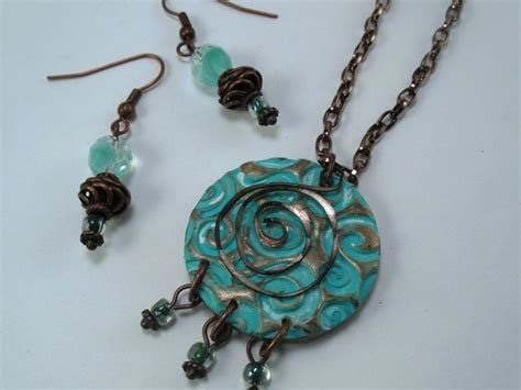 clay jewelry ideas you to see polymer clay pendant on craftsy