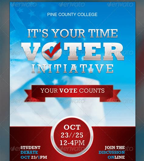 caign flyer template election flyer ideas gse bookbinder co