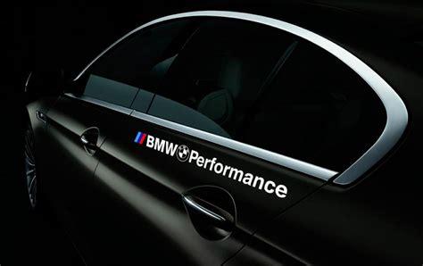 Bmw M Design Aufkleber by 2x Bmw M Sticker Reflective M3 M5 M7 M1 Racing Decal