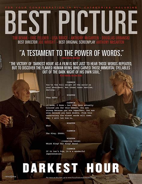 darkest hour detroit oscar 2018 for your consideration cine premiere