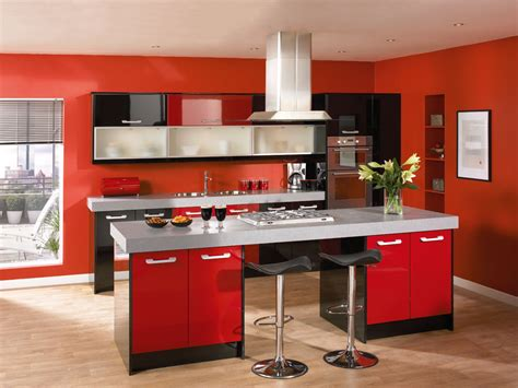 kitchen red high gloss replacement kitchen doors bedroom doors