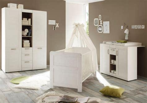 komplett babyzimmer 187 landhaus 171 babybett wickelkommode - Babyzimmer Landhaus