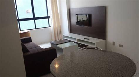 aluguel de apartamentos mobiliados por temporada boa viagem