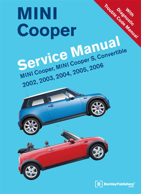 online service manuals 2003 mini cooper on board diagnostic system front cover mini repair manual mini cooper mini cooper s 2002 2006 bentley publishers