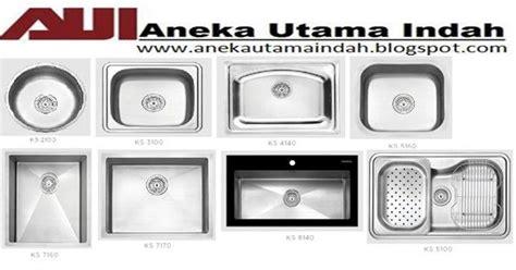 Dan Tempat Membeli Sho Metal aneka utama indah stainless steel kitchen sink tempat