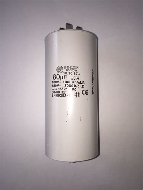 bypass motor run capacitor buy motor run capacitors 80uf buy now get next day delivery