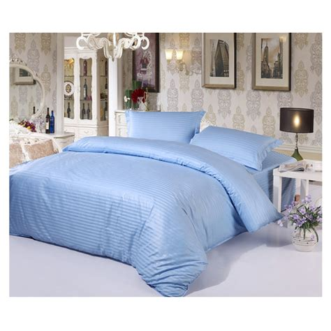 Bed Quilt Cover by Light Blue Bed Duvet Cover Quilt Cover Bedding Sheet Sets Pillowcases Single Size In Bedding