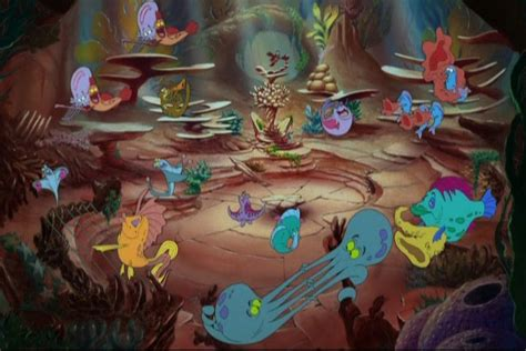 vote of the week journey of the mermaid vs seven what s your favourite disney creature poll results